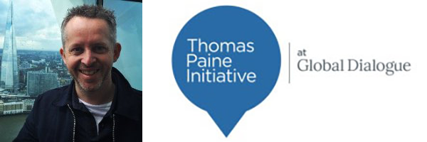 Neil Crowther, Director, Thomas Paine Initiative