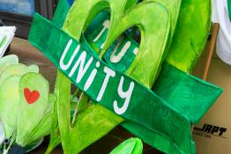 grenfell unity sign