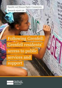 Grenfell research report front cover