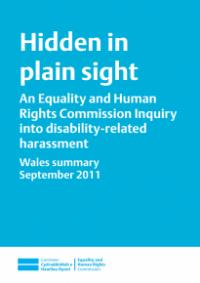 hidden in plain sight   wales summary pdf 0