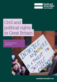 Civil and political rights in Great Britain