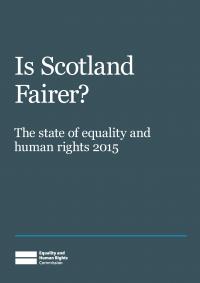 Publication cover: Is Scotland Fairer?
