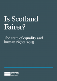 Publication cover: Is Scotland Fairer?