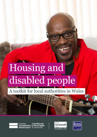 housing and disabled people local authorities toolkit wales