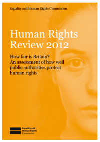 human rights review 2012