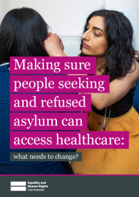 people seeking asylum access to healthcare what needs to change