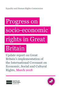 socio economic rights in the uk including exec summary