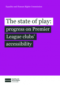 the state of play progress on premier league clubs accessibility