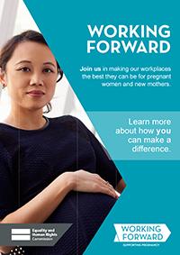 Working Forward factsheet publication cover