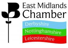 East Midlands Chamber of Commerce logo