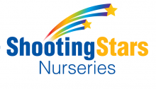 Shooting Stars Nursery logo